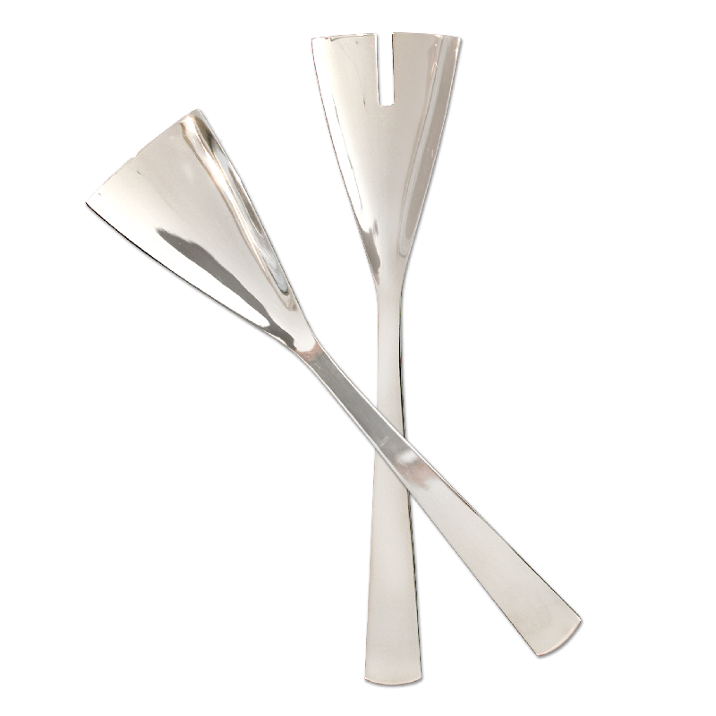 Salad servers Stainless Steel